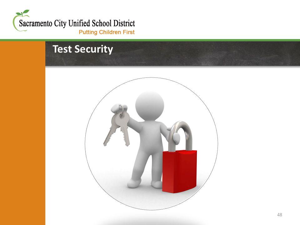 48 Test Security