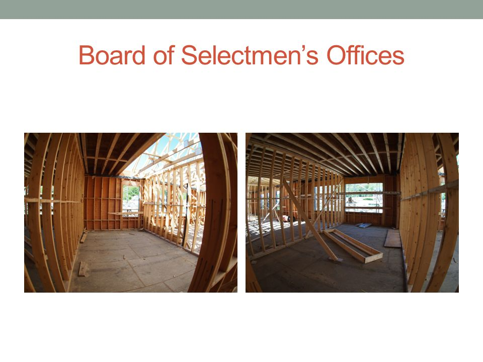 Board of Selectmen's Offices