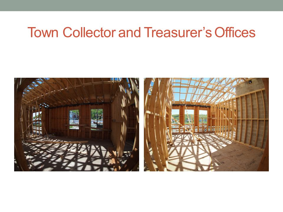 Town Collector and Treasurer's Offices