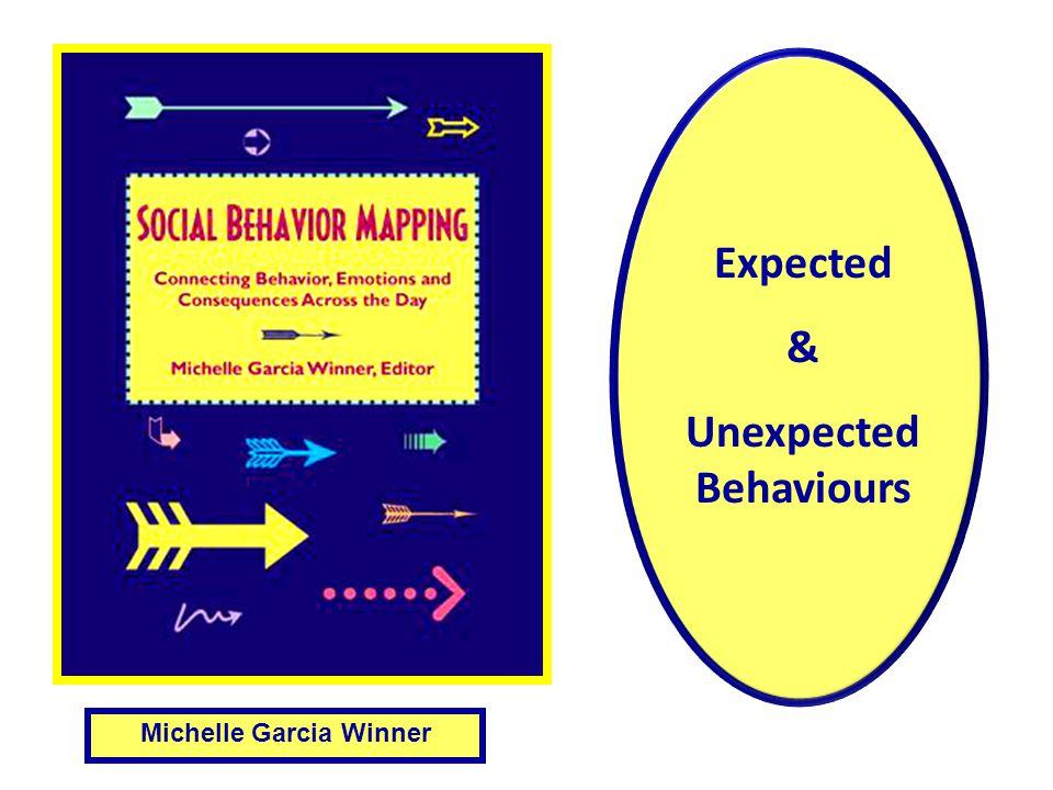 Michelle Garcia Winner Expected & Unexpected Behaviours