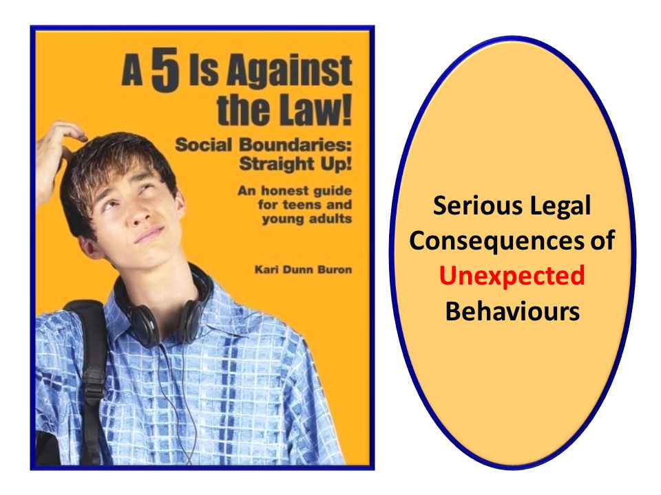 Serious Legal Consequences of Unexpected Behaviours