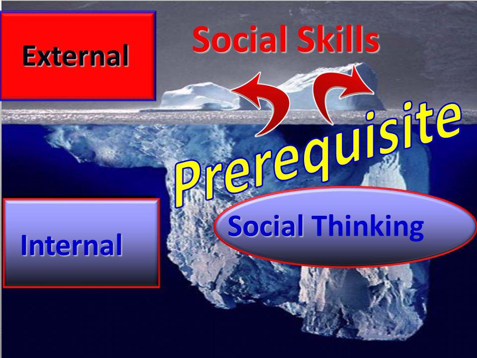 Internal External SocialSkills Social Skills Social Social Thinking