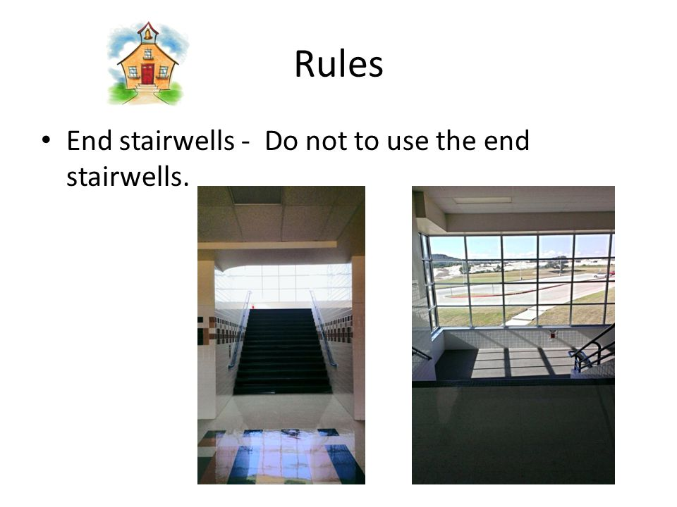 Rules No Gum of any kind allowed on campus