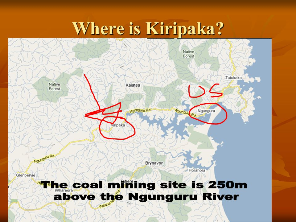 Where is Kiripaka?