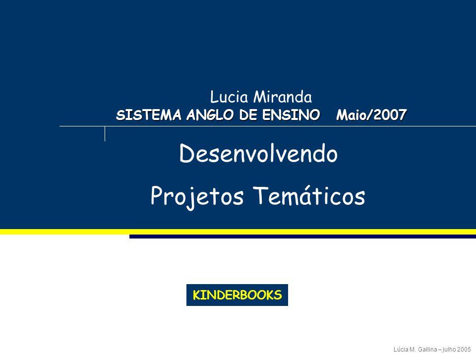 KINDERBOOKS Lúcia M.