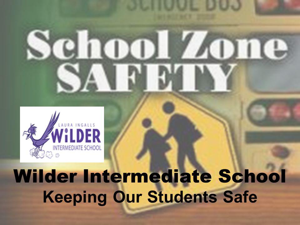 Why Talk School Zone Safety.