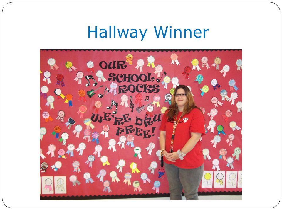 Hallway Winner