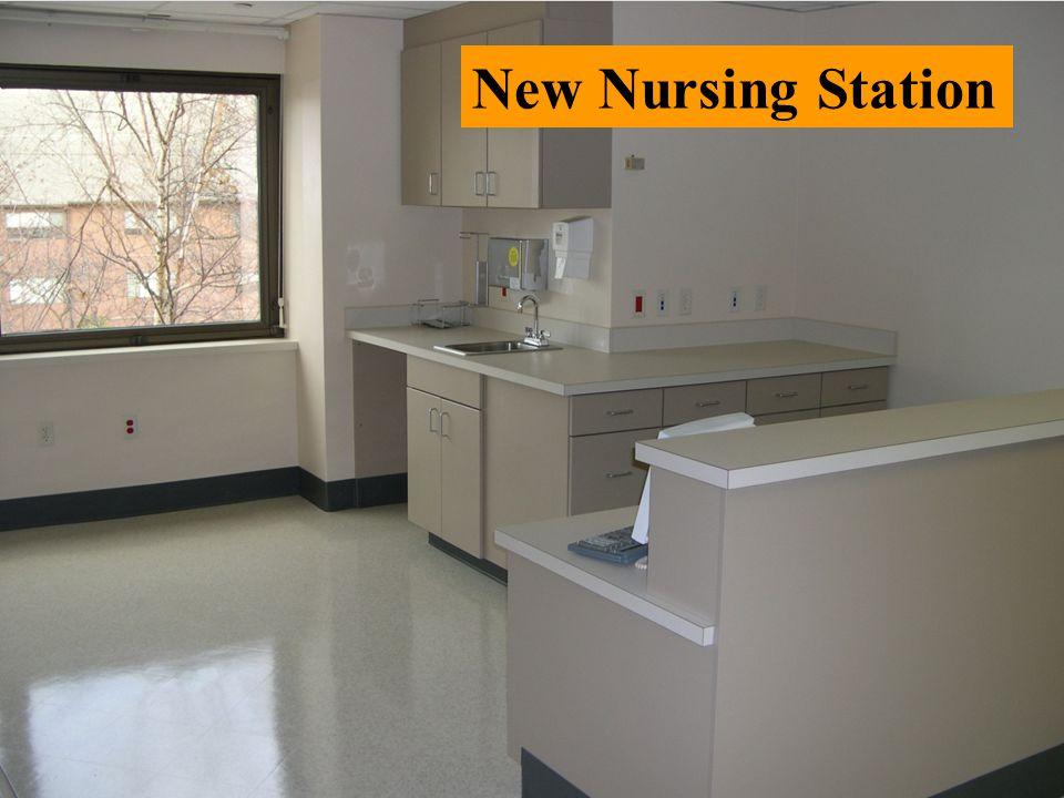 New Nursing Station