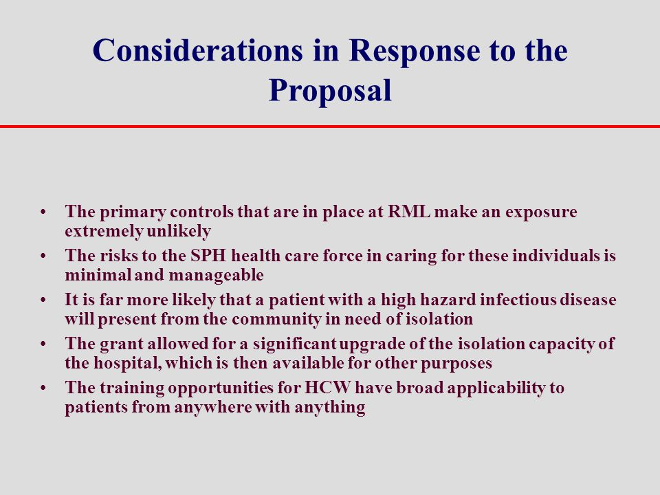 Components of the CIU Construction needed to comply not only with JCAHO regulations but also the much stricter specifications of the NIH Division of Occupational Health and Safety Controlled access 3 separate stand-alone rooms, each with separate air handling.