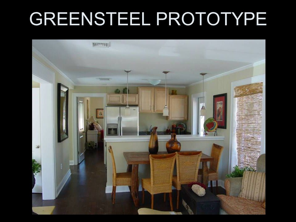 GREENSTEEL PROTOTYPE