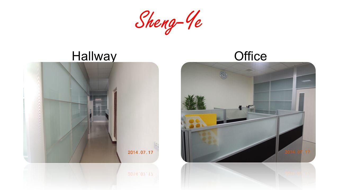 Sheng-Ye Hallway Office