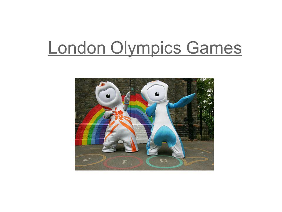 London Olympics Games