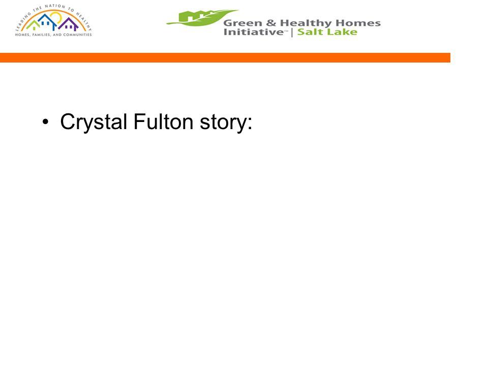 Crystal Fulton story: