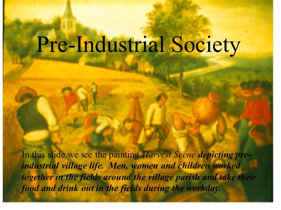 Industrial Revolution Slide Notes