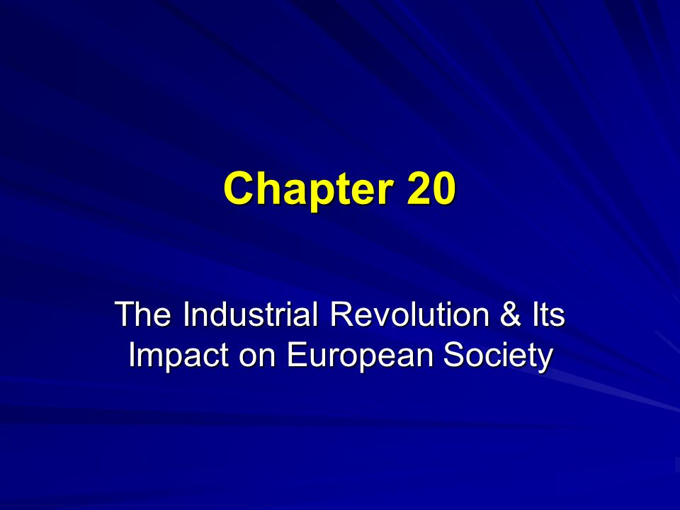 Industrial Revolution in the United States 1800 – U.S.