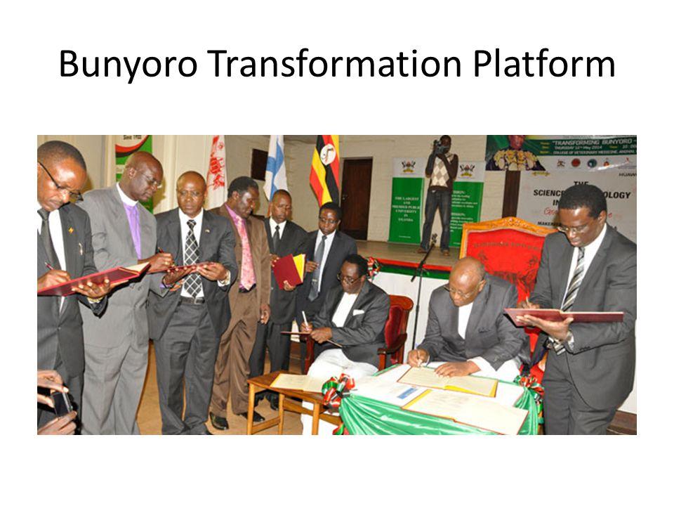 Bunyoro Transformation Platform