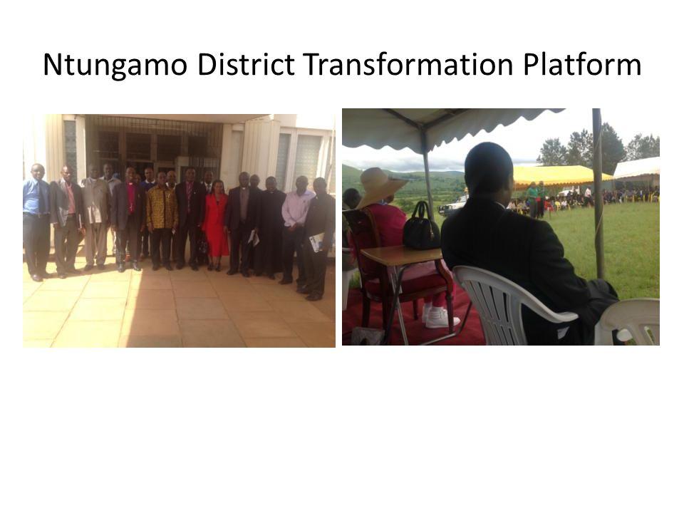 Ntungamo District Transformation Platform