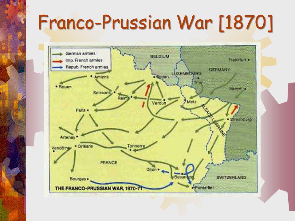 Franco-Prussian War [1870]