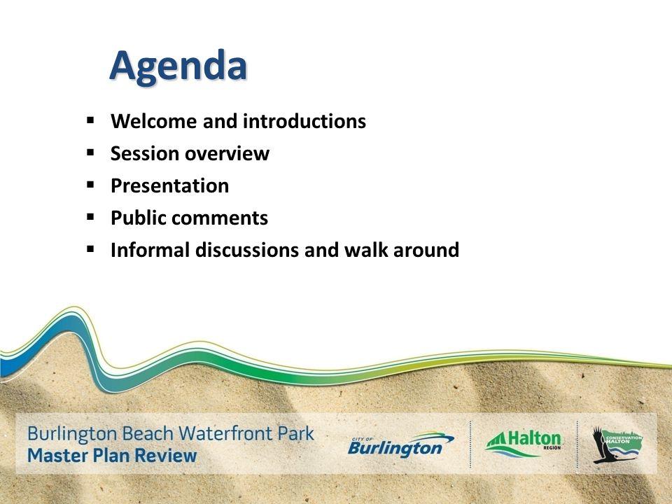 Burlington Beach Ownership Today  Public landowners within the Regional Park include:  Provincial and Federal Agencies  Region of Halton  Conservation Halton  City of Burlington CCIW