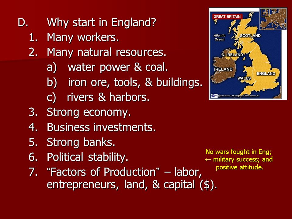 2.Socialism – society owns the means of production.