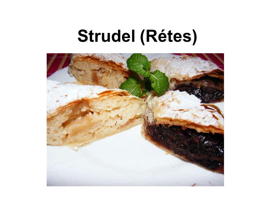 Strudel (Rétes)