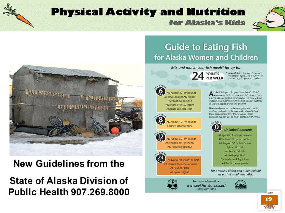 19 New Guidelines from the State of Alaska Division of Public Health 907.269.8000