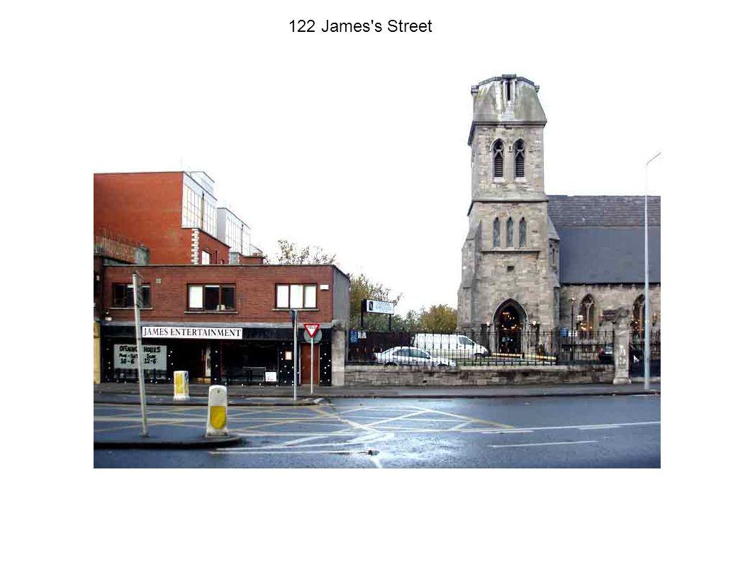 122 James s Street