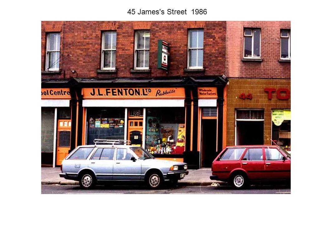 45 James s Street 1986