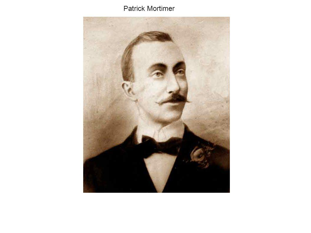 Patrick Mortimer