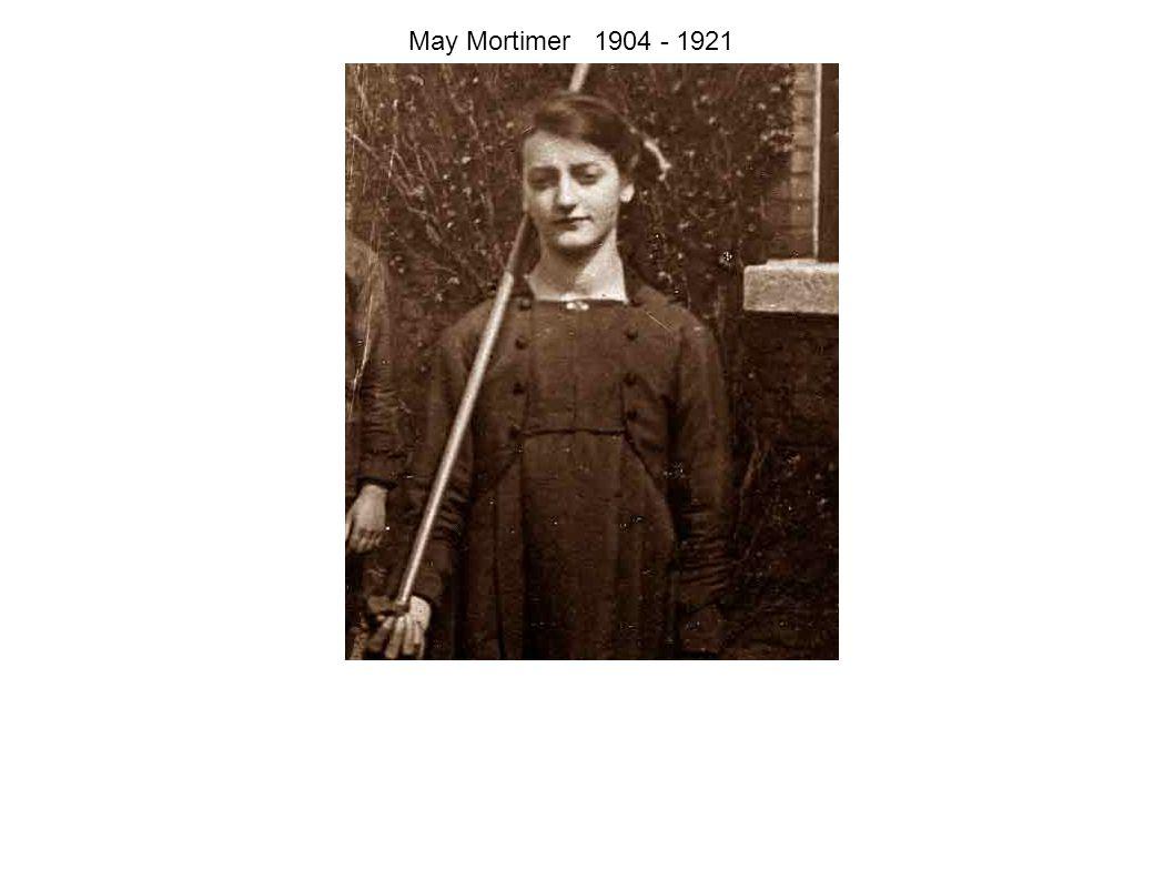 May Mortimer 1904 - 1921