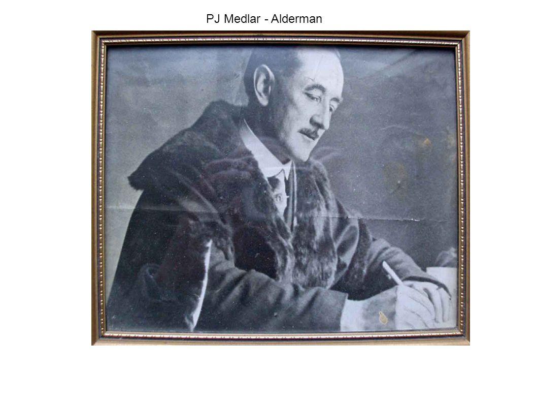 PJ Medlar - Alderman