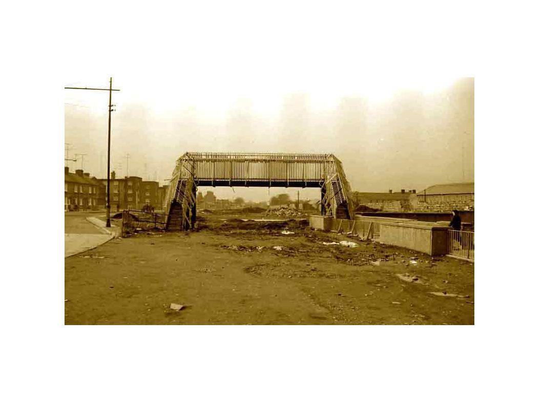 Site of Medlar Bridge today