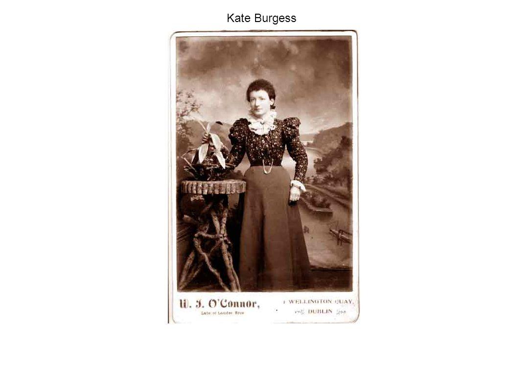 Kate Burgess