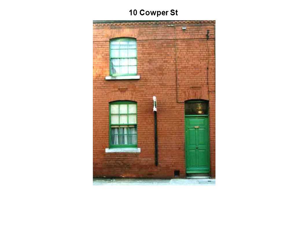 10 Cowper St