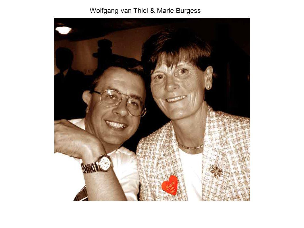 Wolfgang van Thiel & Marie Burgess