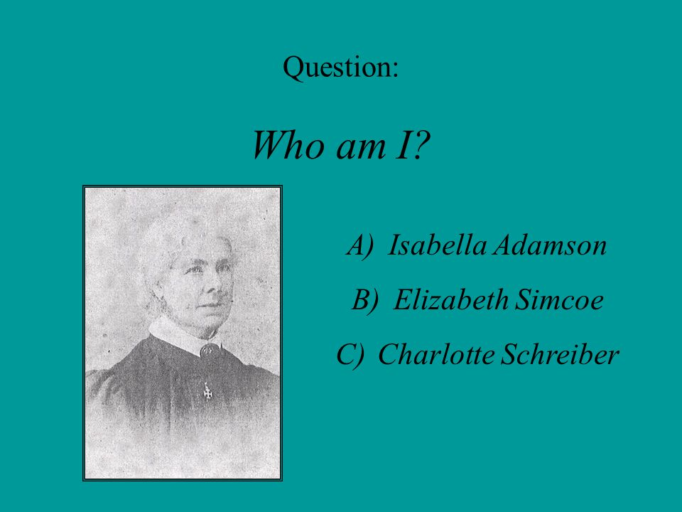 Answer: Colonial Advocate & The Constitution
