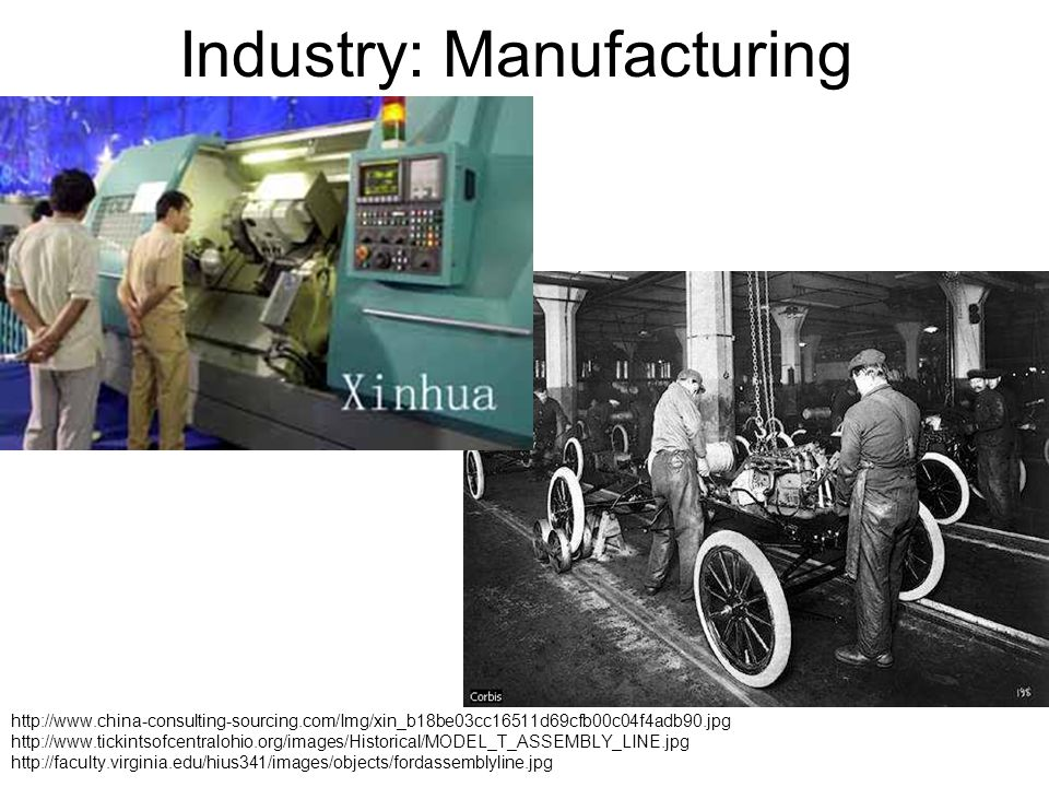 Beginnings: Cottage Industry http://www.fao.org/docrep/w9500e/w9500e72.jpg