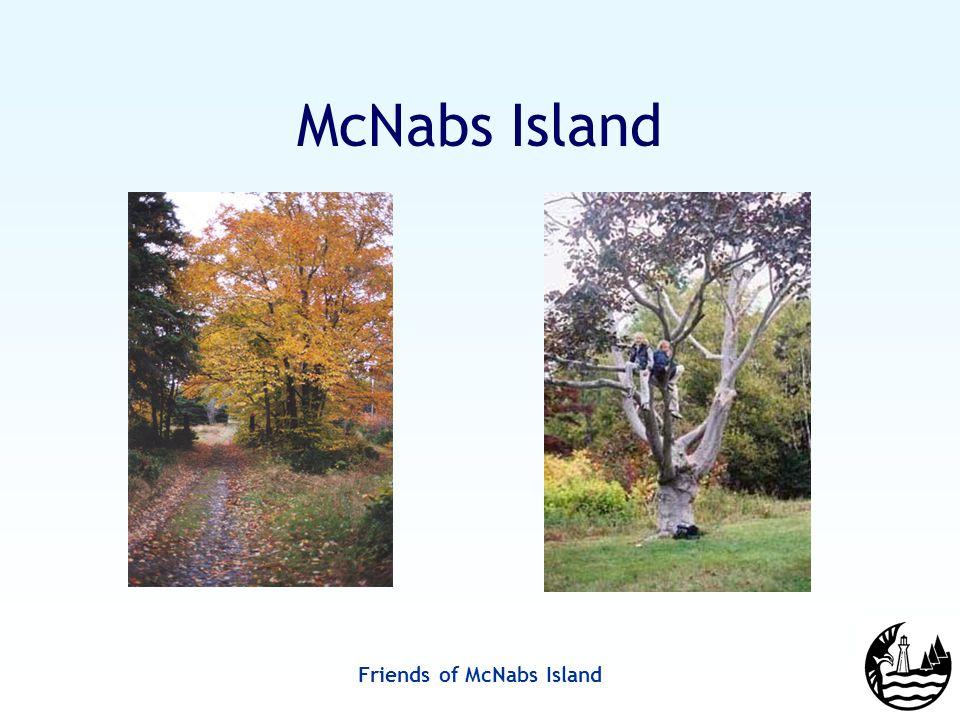 Friends of McNabs Island McNabs Island