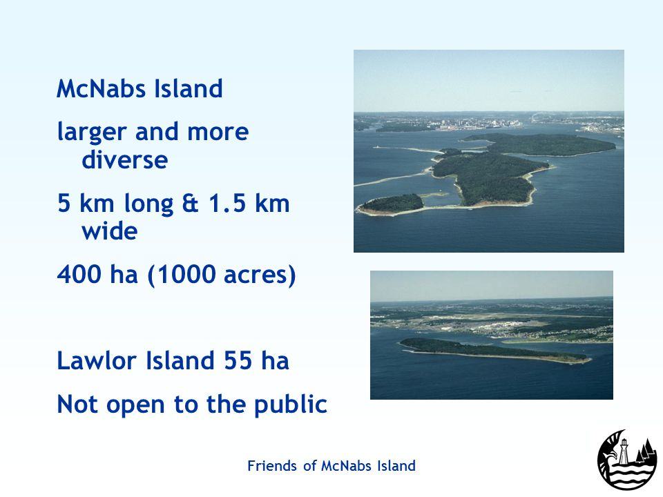 Friends of McNabs Island Nature Study on McNabs 8 different terrestrial wildlife habitats Diverse Flora & Fauna Beach Roses