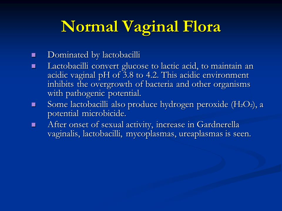 BACTERIAL VAGINOSIS Treatment in Pregnancy Symptomatic pregnant women should be treated due to association with adverse pregnancy outcomes Symptomatic pregnant women should be treated due to association with adverse pregnancy outcomes Do not use of topical agents in pregnancy Do not use of topical agents in pregnancy Some experts recommend screening and treatment of asymptomatic women at high risk for preterm delivery (previous preterm birth) at the first prenatal visit; optimal regimen not established Some experts recommend screening and treatment of asymptomatic women at high risk for preterm delivery (previous preterm birth) at the first prenatal visit; optimal regimen not established
