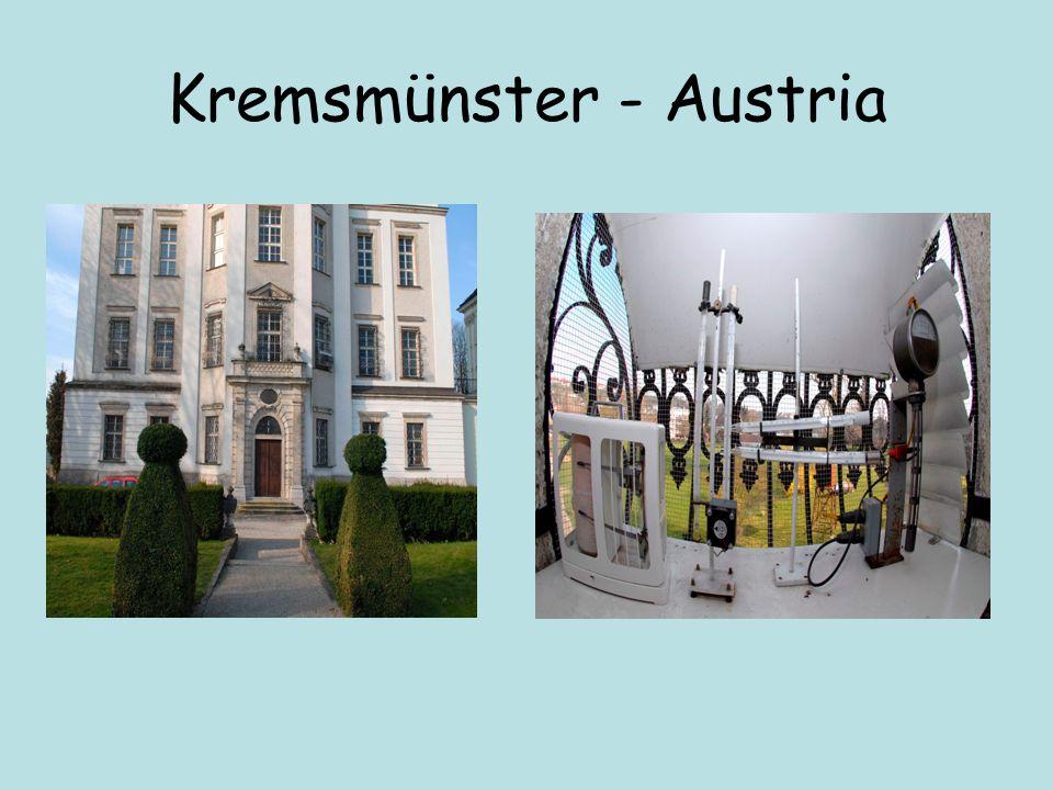 Kremsmünster - Austria