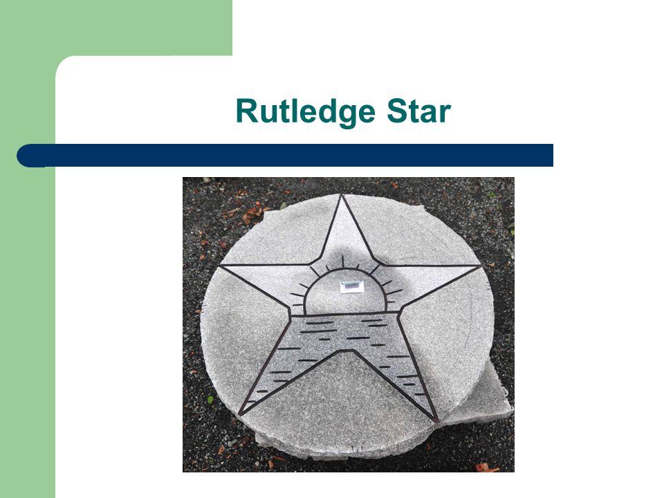 Rutledge Star