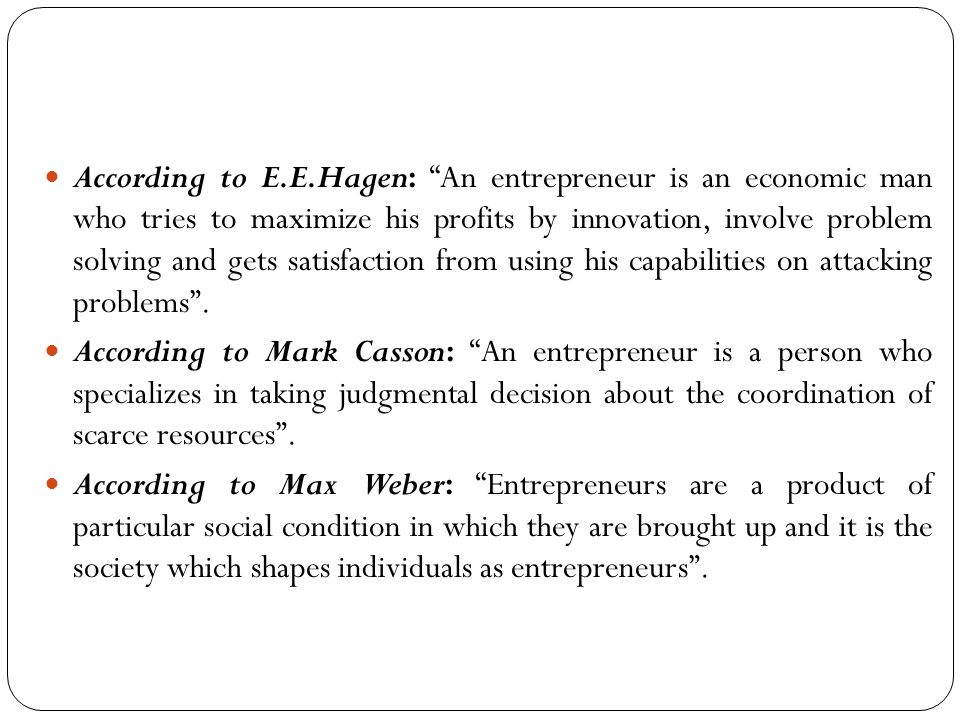 CHARACTERISTICS OF ENTREPRENEUR Core competencies and Entrepreneurial activities Initiative - Does things before asked for or forced to by events and acts to extend the business to new areas, products or services.