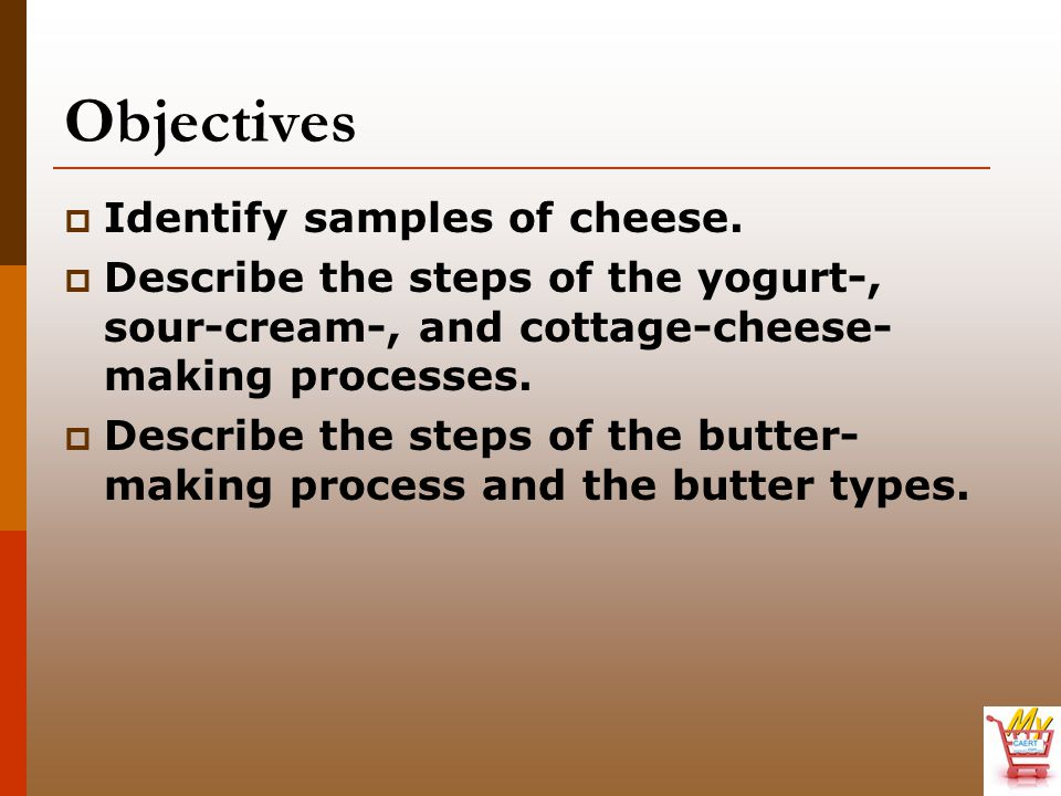 What are the marketing options for dairy products.