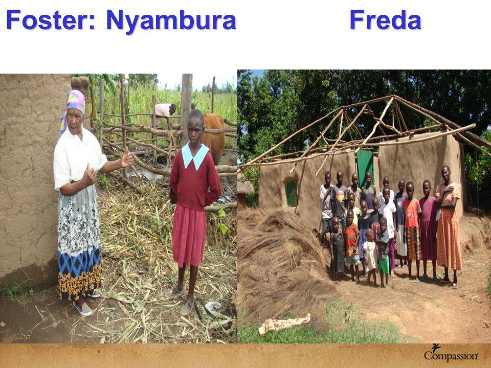 Foster: NyamburaFreda
