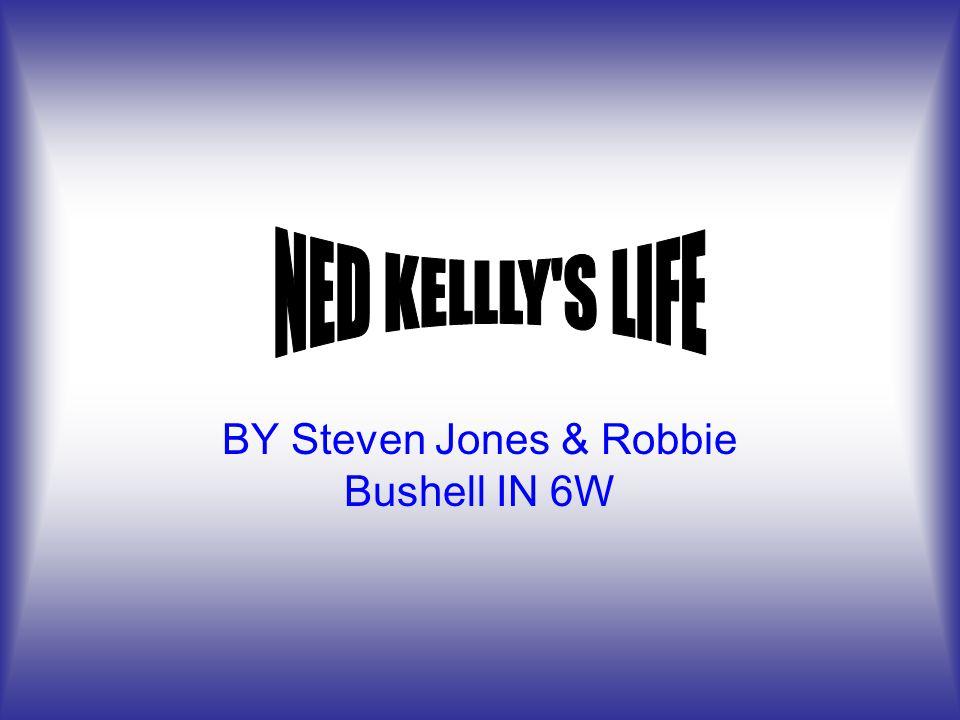 BY Steven Jones & Robbie Bushell IN 6W
