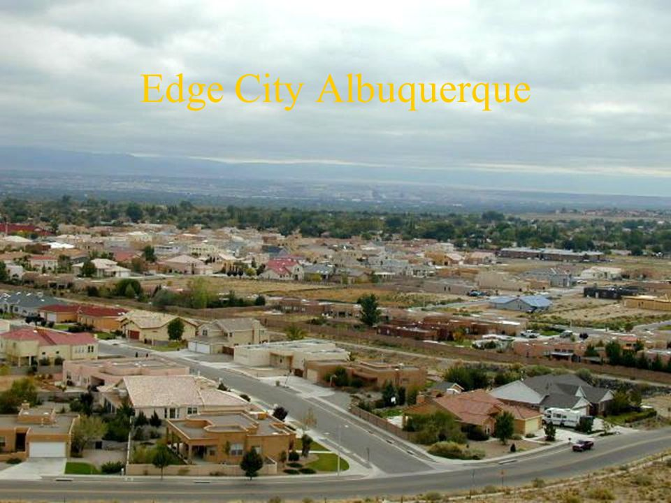Edge City Albuquerque