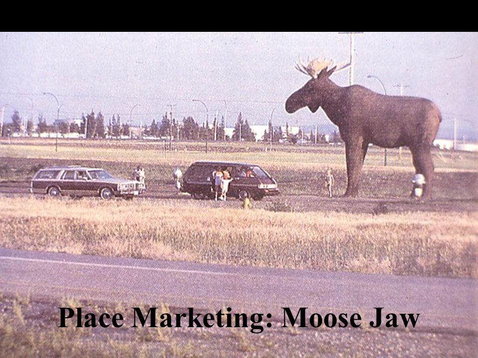 Place Marketing: Moose Jaw