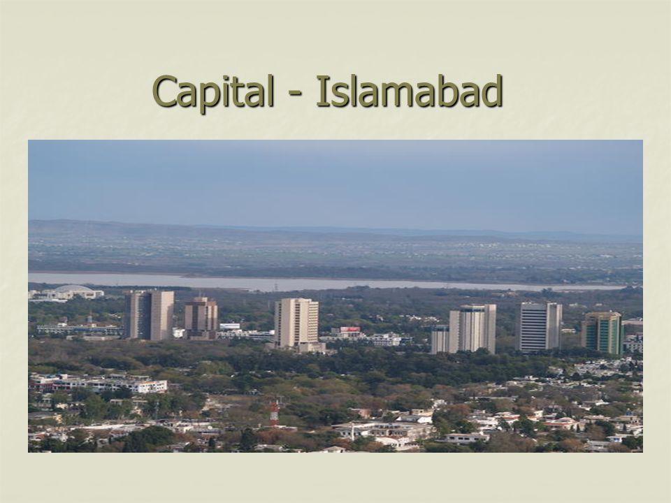 Capital - Islamabad