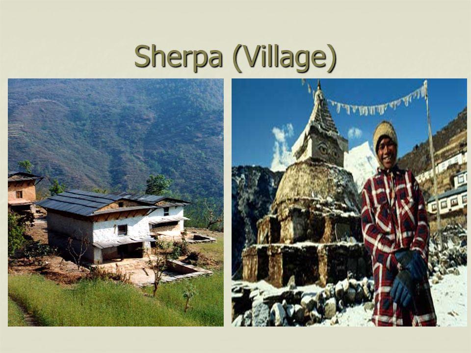 Sherpa (Village)